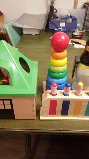 Wooden kid toys for Sale in Glendora, CA