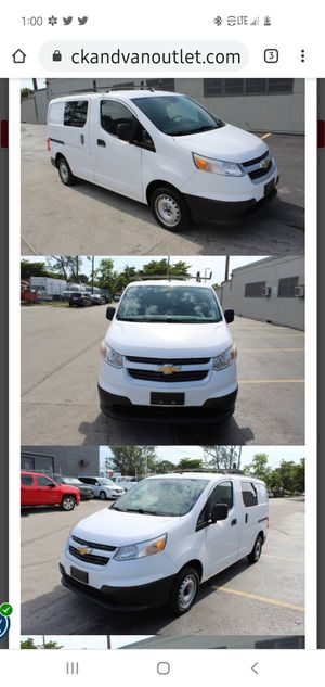 2016 CHEVY CITY EXPRESS LOW MILES !!! CLICK for Sale in Hollywood, FL