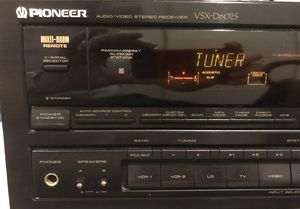 Pioneer VSX-D602S Stereo Receiver for Sale in Seattle, WA