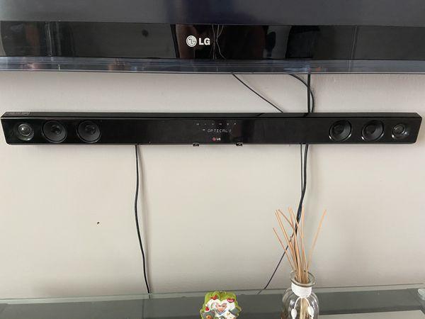 Tv LG de 55 pulgada