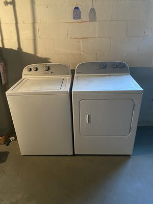Electric washer/dryer set for Sale in St. Louis, MO