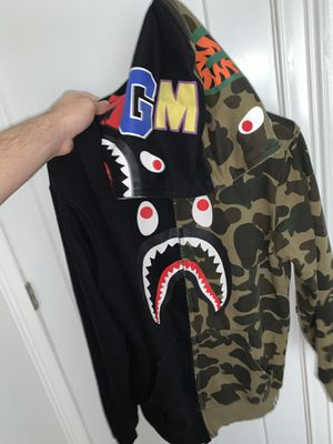 BAPE JACKET for Sale in Pinole, CA