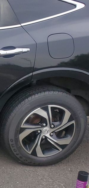 Honda rims available 2 different sets for Sale in Philadelphia, PA