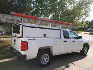 2014 Silverado Camper, Lights, Grill & Tires for Sale in Conyers, GA