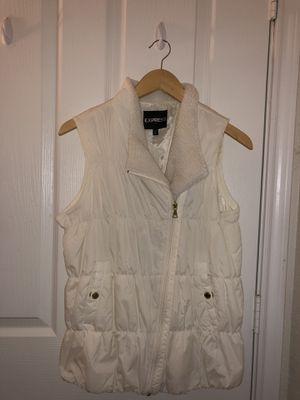 Women's Cream Colored Vest (XL) for Sale in Rolla, MO