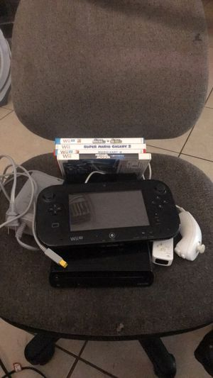Nintendo Wii-U Bundle for Sale in Riviera Beach, FL