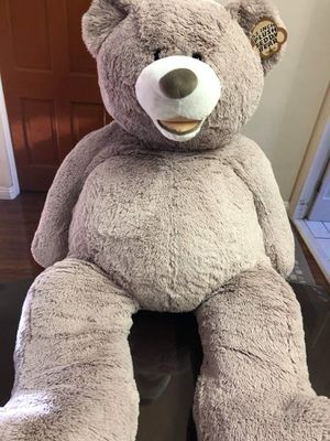 "Large 53"" Plush Sitting Teddy Bear for Sale in Alhambra, CA"