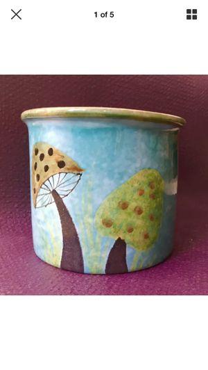 Vintage Italian Ceramic Flower Pot for Sale in New York, NY
