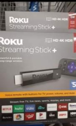 ~BRAND NEW~ ROKU STREAMING STICK RETAIL VALUE: 49.99 for Sale in Everett, WA