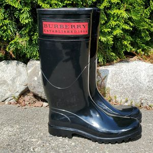 Burberry Rain Boots for Sale in Seattle, WA