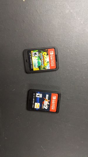 2 new Nintendo Switch Games for Sale in North Providence, RI