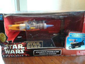 STAR WARS EPISODE 1 ANAKIN'S PODRACER WAKE UP SYSTEM for Sale in Everett, WA