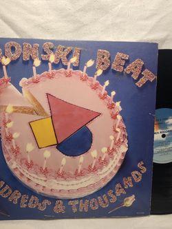 Bronski Beat Hundreds And Thousands Full Vinyl Album for Sale in Long Beach,  CA