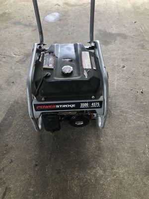 Generator powertroke 3500 for Sale in Houston, TX