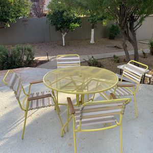 Vintage Patio Set for Sale in Tempe, AZ