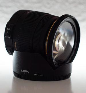 Nikon - Sigma 17-50 2.8 for Sale in Fairfax, VA