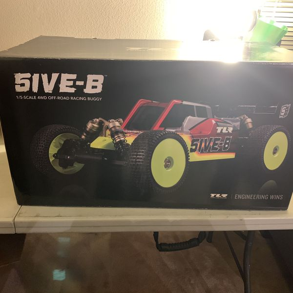 Losi 5ive B Race Kit 1/5 Scale Roller