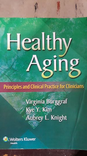 Healthy Aging (textbook) for Sale in Ann Arbor, MI