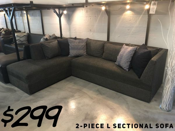 Sectional Sofa - Couch - Muebles Nuevos