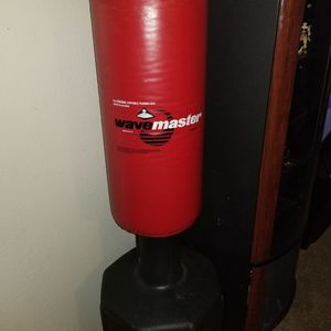 Boxing kit it has 6 different pairs of gloves. 2 pairs of head gear ,face gear, boxing pads. And punching bag. for Sale in Lakewood, WA