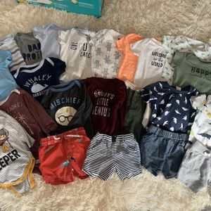 6-9 Month Baby Boy Clothes- Take All For $50 for Sale in Scottsdale, AZ