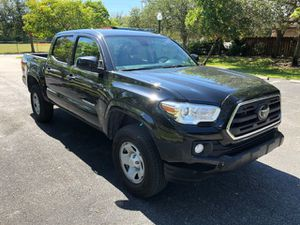 Looks completely new2019 Toyota Tacoma SR5 Truck Loaded clean title low low miles only about 9k full warranty full warranty for Sale in Pembroke Pines, FL