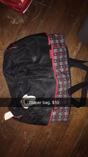 Diaper bag for Sale in Montello, WI