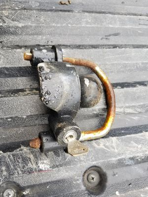 Trailer lock for Sale in New Port Richey East, FL