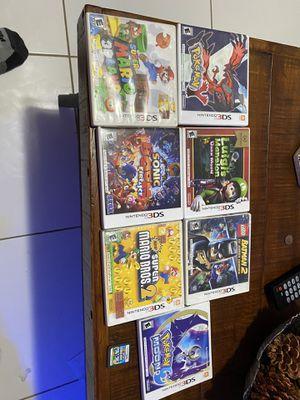Nintendo 3DS games for Sale in Miami, FL