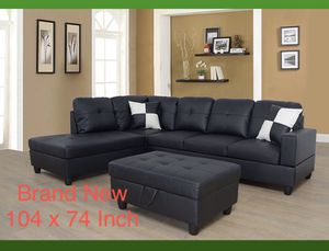 Brand new sectional sofa couch for Sale in Carol Stream, IL