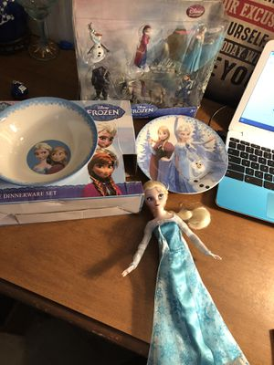 Disney Frozen Items for Sale in Zephyrhills, FL