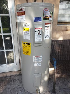 50 gallon water heater for Sale in West Palm Beach, FL