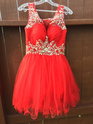 Ballroom style dress size 1-2 for Sale in Houston, TX