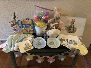 Pottery Barn Kids Easter Set for Sale in Auburn, WA