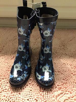 Brand new rain boots for Sale in Gurnee, IL