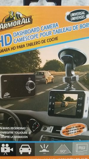 Armour All Dashboard Camera for Sale in Coral Springs, FL