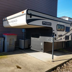 2014 Palomino Bronco 800 Camper for Sale in Dayton, OR