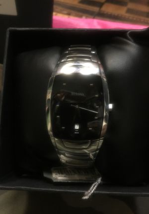 Bulova Men's watch for Sale in Baltimore, MD