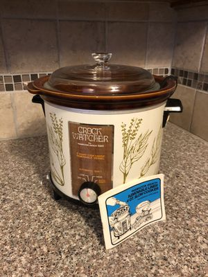 Hamilton Beach Crock Pot cooker for Sale in Fort Worth, TX
