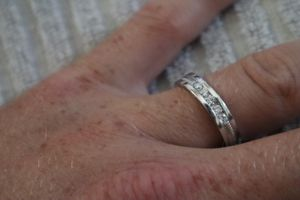 Men's Wedding Ring for Sale in Roseville, CA