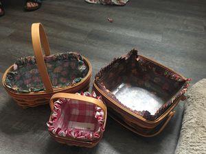 Longaberger basket for Sale in Social Circle, GA