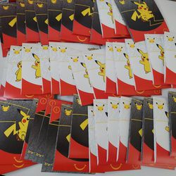 Pokemon McDonald's Cards for Sale in Normandy Park,  WA