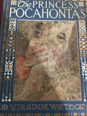 The Princess Pocahontas first edition for Sale in Raleigh, NC