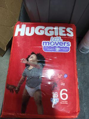 Huggies diapers $5 for Sale in Philadelphia, PA