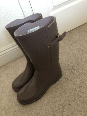 Shoe dazzle rain boots for Sale in Elk Grove, CA