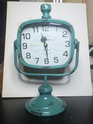 Antique style desk clock for Sale in Nashville, TN