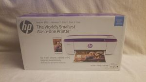 HP All-in-one Printer Deskjet 3752 for Sale in Glassport, PA