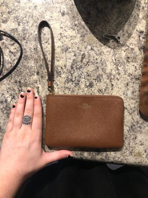 Coach clutch for Sale in Austin, TX
