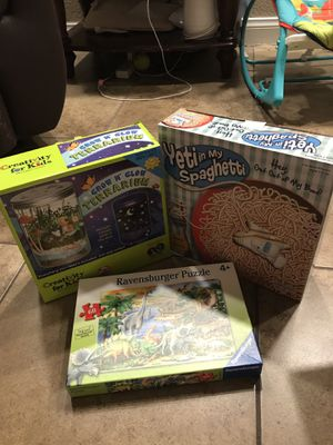 Games and Puzzles for Sale in Henderson, NV