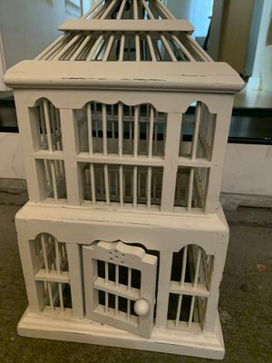Bird cage decoration. for Sale in Hillsboro, OR